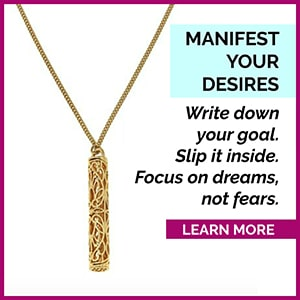 Manifest your desires and learn more about my Dream Catcher necklace available on HSN