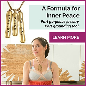 A Formula for Inner Peace. Check out my gorgeous jewelry on HSN.