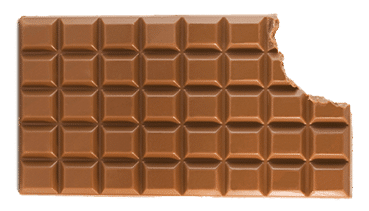 Chocolate bar icon
