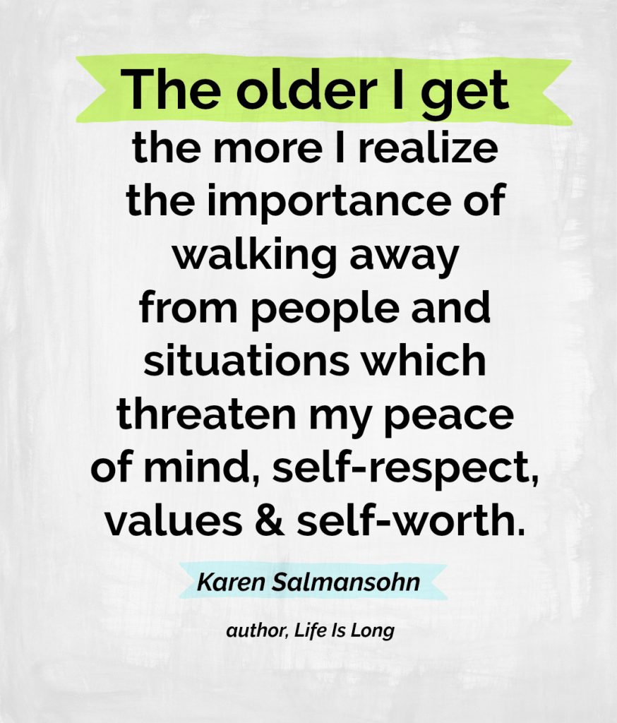 The Older I Get The More I Realize 9 Positive Aging Sayings