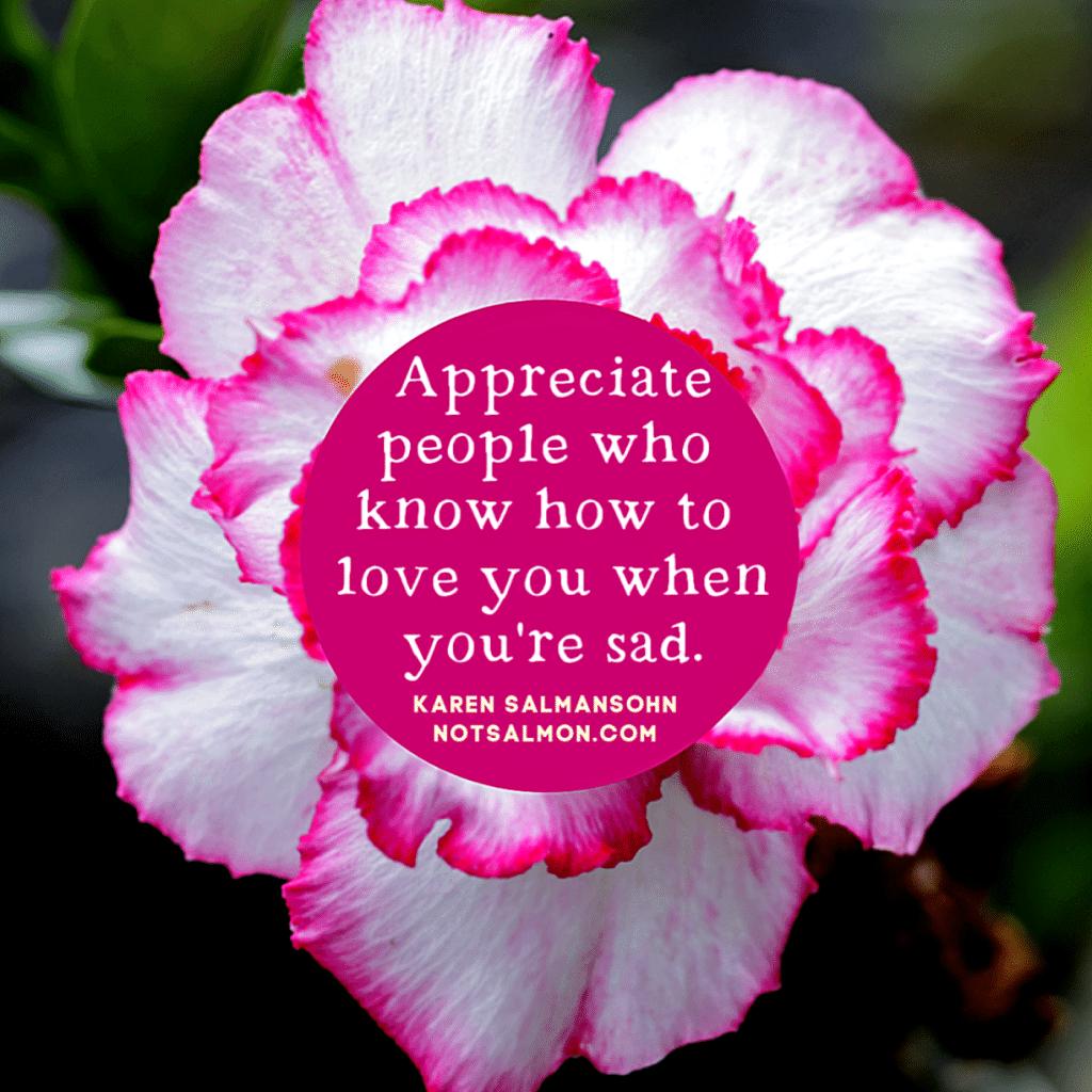 inspiring quote sadness