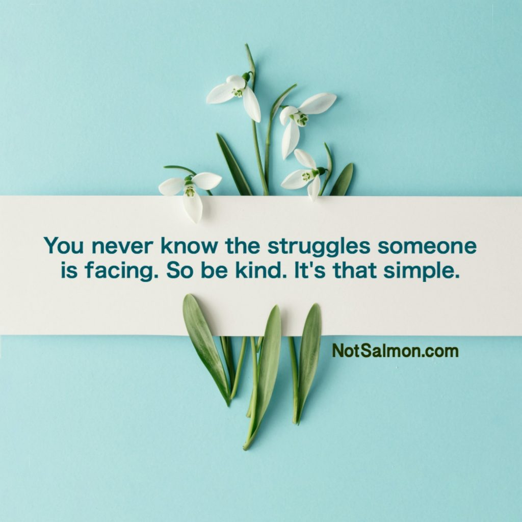 quote about struggles people face