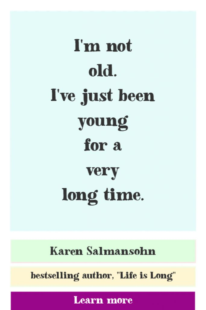 7 Aging Quotes to feel happy about getting older