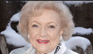 Betty White's Living Longer Tips