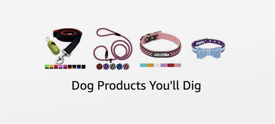new puppy checklist products to buy