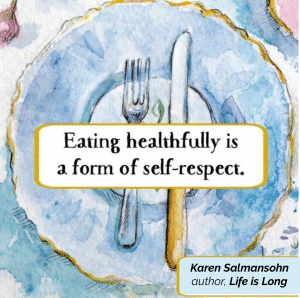 motivating healthy eating quote
