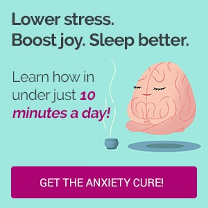 Anxiety Cure Video Course Ad
