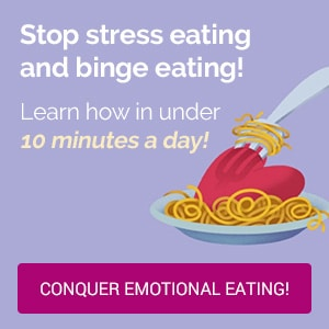 Stop Emotional Eating Video Course Ad