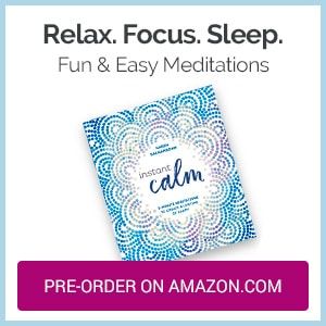 Instant Calm Book Available for Pre-order on Amazon.com