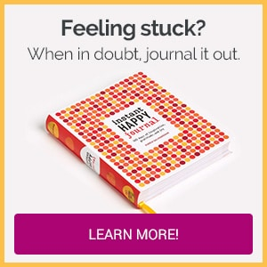 Instant Happy Journal Book Available on Amazon.com