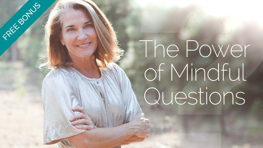 Free Audio Recording - Jen Louden - The Power of Mindful Questions