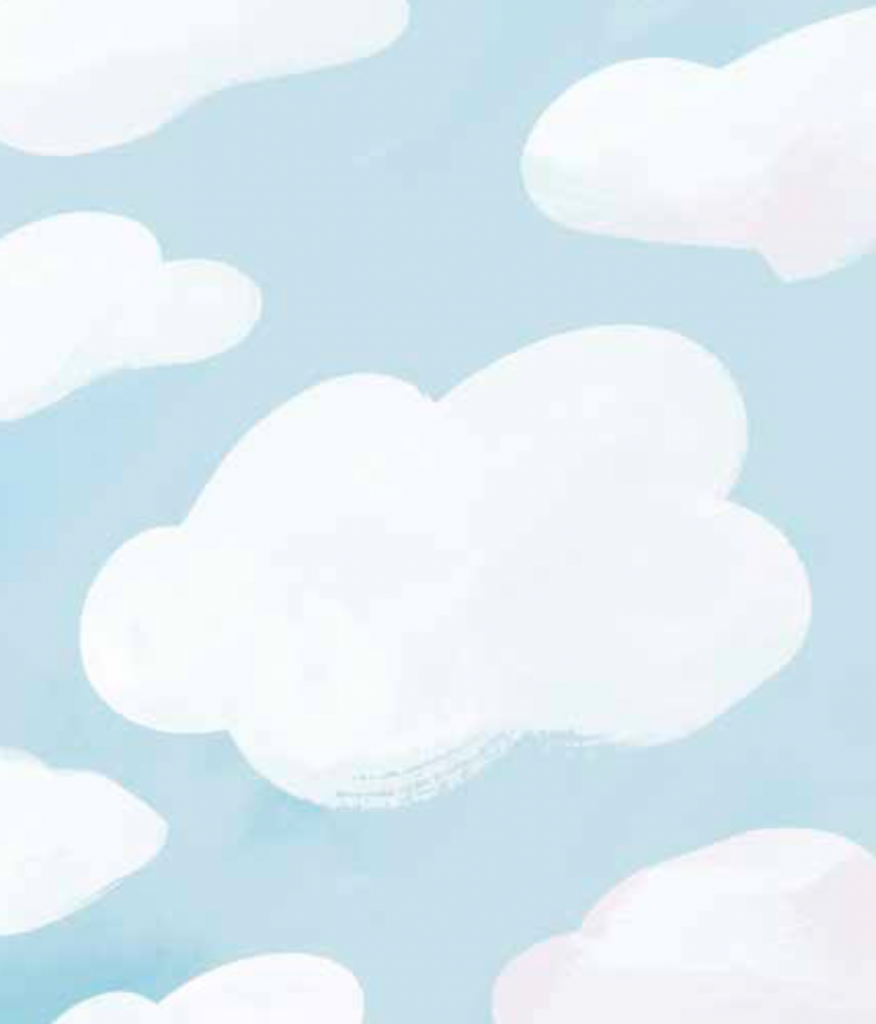 clouds for beginners to meditation to stare into
