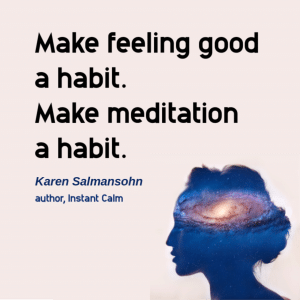 guide for beginners need to make meditation a habit