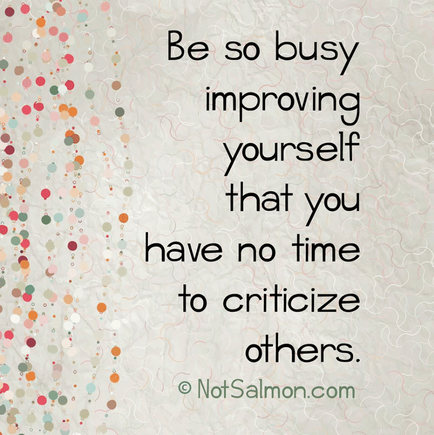 busy people quotes improve yourself