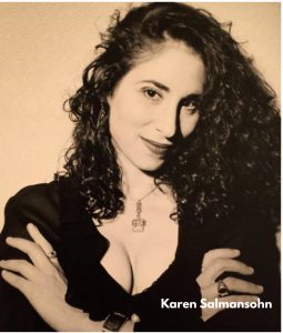 Karen Salmansohn author