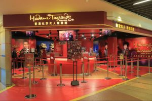 hong kong wax museum