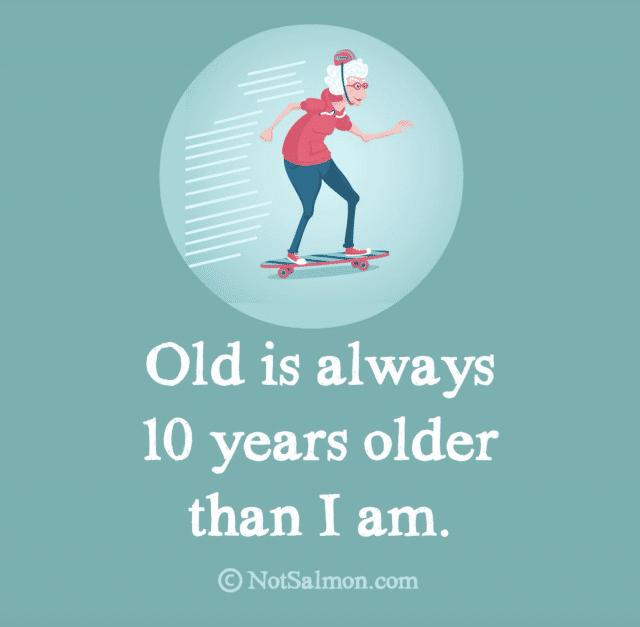 pro-aging mindset fun key to living longer