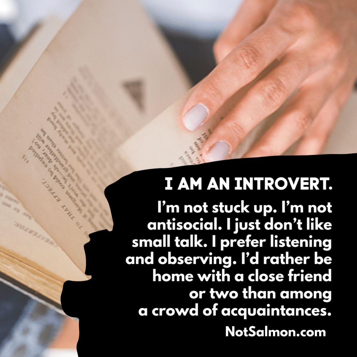 Introvert Definition and Quote To Explain The Mindset