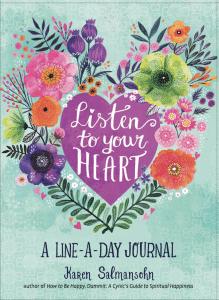 listen to your heart karen salmansohn