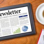 benefits reading newsletter
