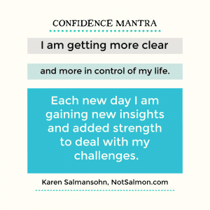 affirmation for high self esteem