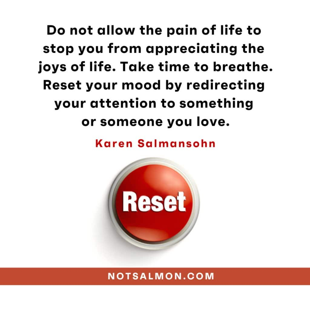 reset button quote salmansohn