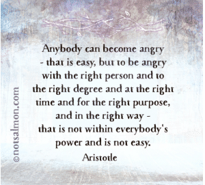 anger aristotle quote