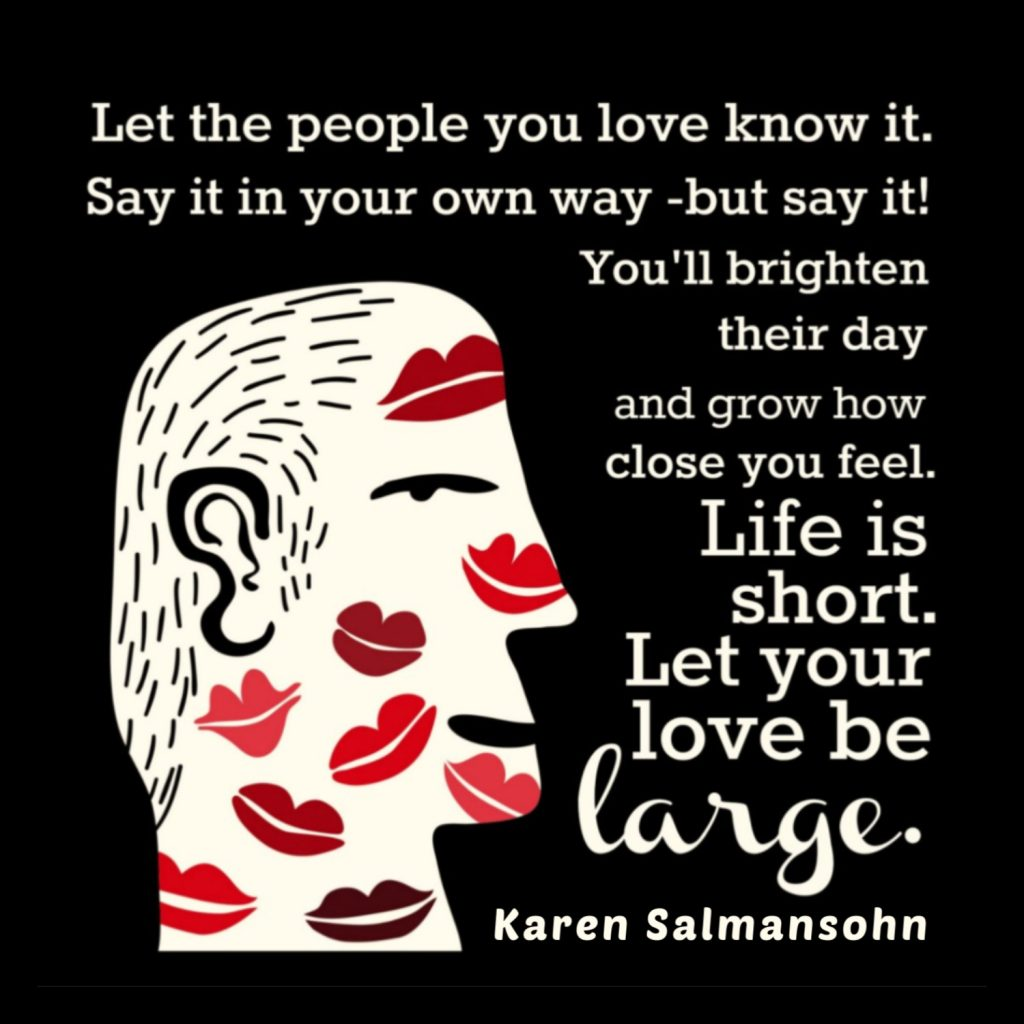 karen salmansohn love large