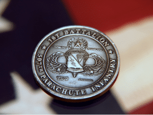 coins that mean something challenge coin