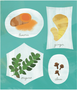 spices small changes to be healthier