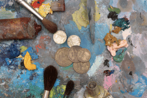 Creative Ways to Make Money as an Artist