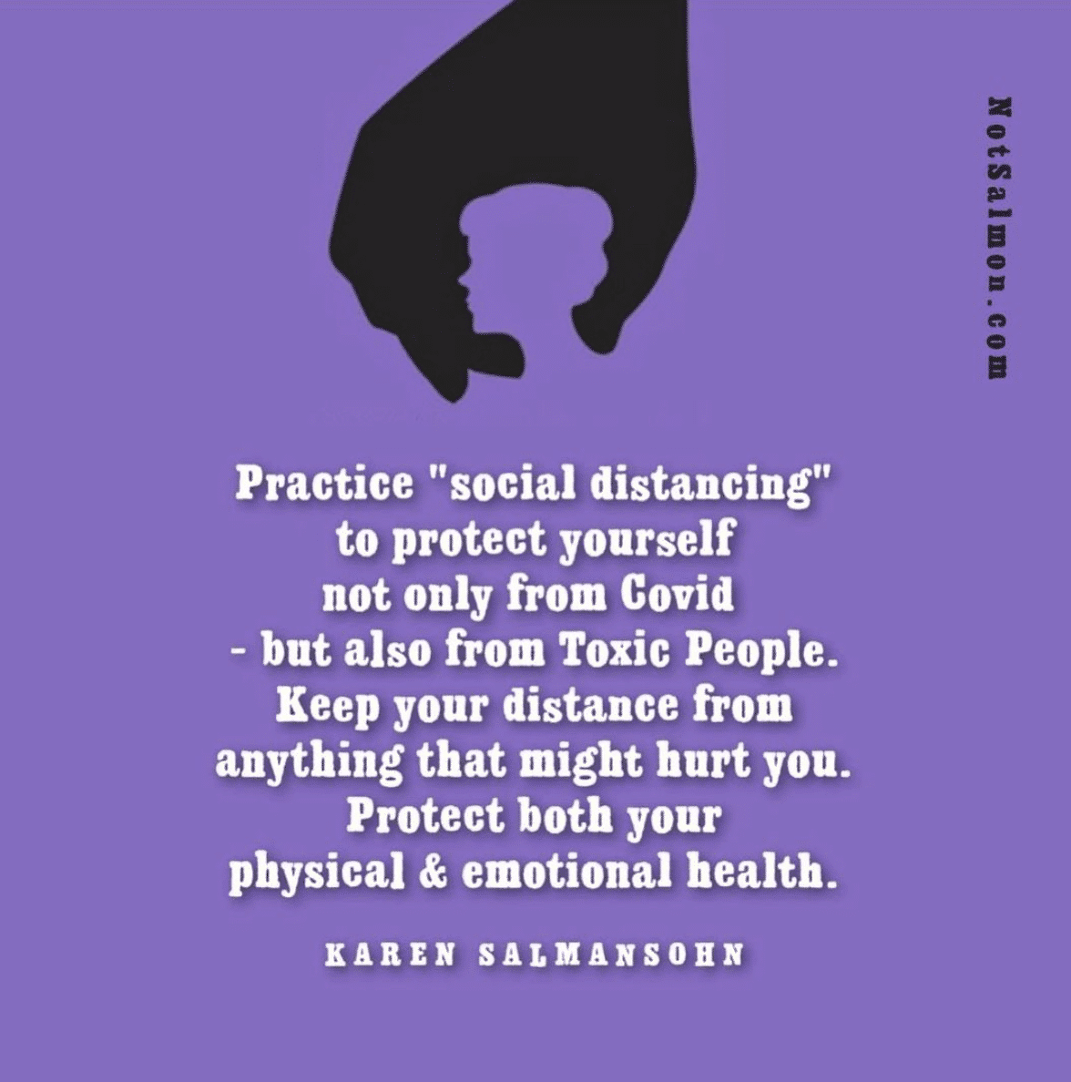 quote protect your emotional health