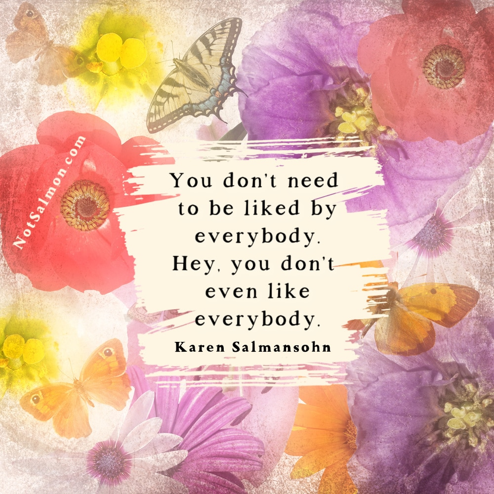 what matters most in life quote need everybody like you