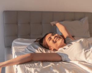4 Tips To Get A Good Night's Sleep