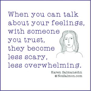quote talk feelings