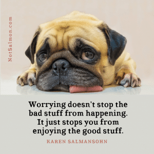 quote worrying