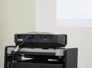 slide show projector