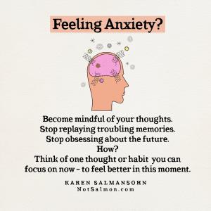 Memories Can Help Relieve Stress