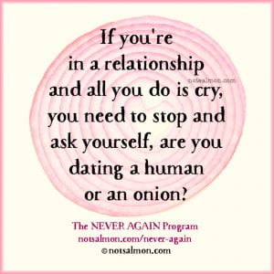 relationship crying are you dating onion