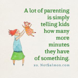 funny parenting quote