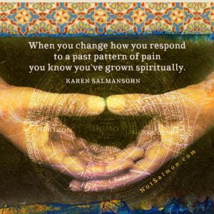 spiritual growth hot mess recovery