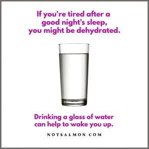 water healthy habit