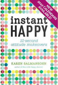 Instant Happy Book and 2022 Calendars