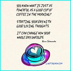 blog write in the mornings