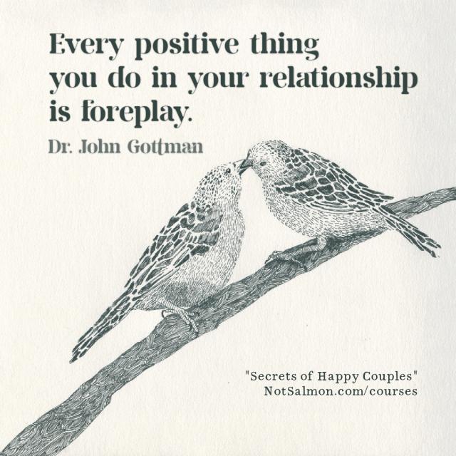 relationships dr gottman quote