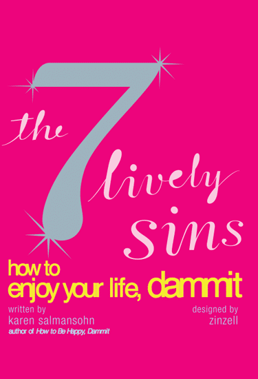 7 Lively Sins Book Cover