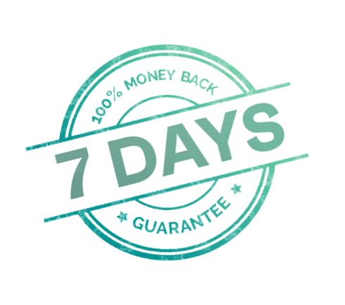 7 day guarantee