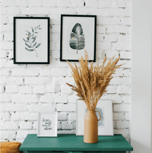 refresh home on a budget