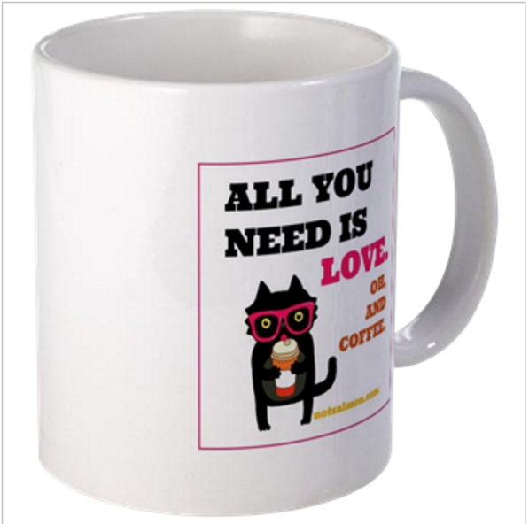 %22All You Need Is Love...oh, and coffee.%22