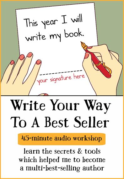 Write your way to a best seller notsalmon